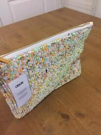 BRAND NEW with tags ASOS clutch