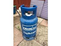 Calor gas it's empty £5