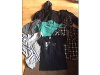 Men's Topman clothes bundle size s small