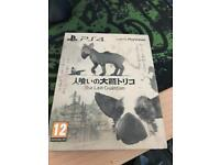 The Last Guardian PS4 Sealed