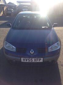 Renault Megane quick sale!