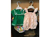 Baby Girls clothes in excellent condition - newborn, 0-3 and 3-6