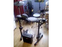 Ion pro session eletric drum kit.