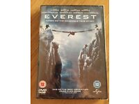 Everest movie on DVD - brand new and unopened