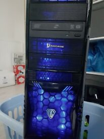 Custom Built PC 8GB Ram