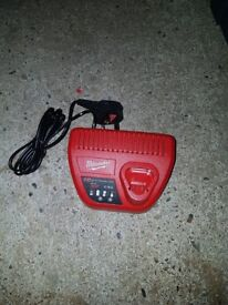 Milwaukee M12 Charger C12C