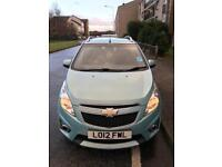 Chevrolet Spark 1.2lt must be sold by 16/1/18