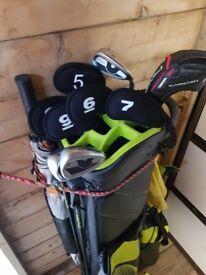 Golf Iron Set Ping g400 Senior Graphite