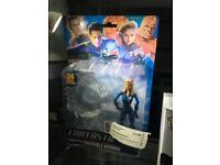 Sealed in the package Fantastic 4 power blast invisible woman 2005