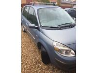 Renault Scenic Automatic 1.6