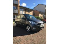 PERFECT CONDITION - 2011 Hyundai i10 Metallic Grey 1.2 Petrol -
