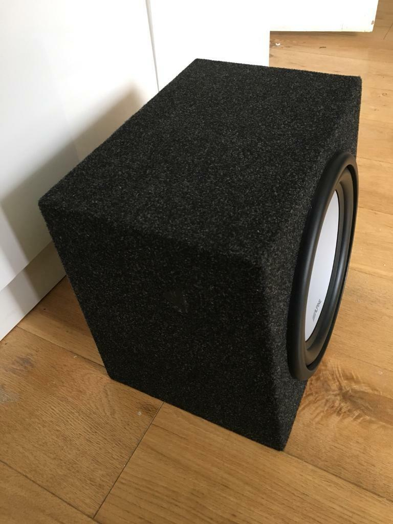 Alpine subwoofer 12""