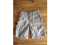 Boys Gap chino shorts age 7