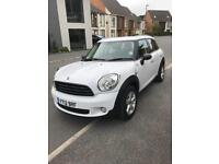 Mini Countryman One (Pepper Pack,FSH)
