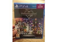 Kingdom hearts 1.5+2.5 final mix PS4