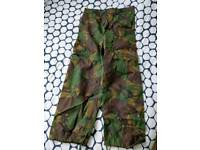 Military Wet Weather Trousers