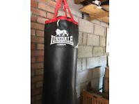 Lonsdale punch bag - 5ft