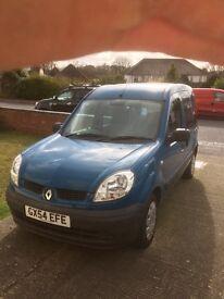 Renault kangoo disability transporter / work van for sale
