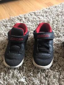Nike air Jordan's 8.5uk