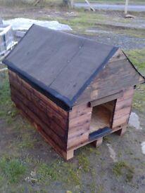 Dog Kennel (Dog House, Dog Box, Large Dog, Pet House)