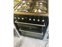 Smeg gas cooker 60cm.. Free delivery