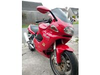 Ducati ST4.. looking to swop for large cc Cruiser type