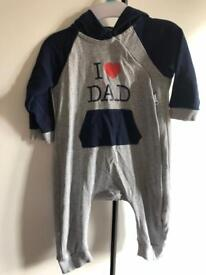 Baby jumpsuit H&M