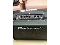 Black star id40 core stereo guitar amp as new impulse buy must sale as i need space less than half p