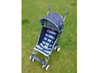 MOTHERCARE PUSHCHAIR INC RAIN AND SEAT COVER BUGGY STROLLER CHILD KIDS