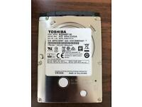 PS4 Slim 1TB hard drive. Faulty, for spares or repair.