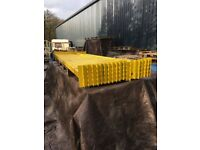 SPERRIN HEAVY DUTY INDUSTRIAL WAREHOUSE PALLET RACKING BEAMS 2700mm