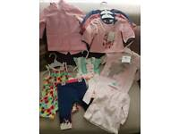 Baby Girls Clothes Bundle - New