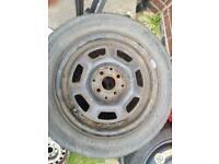VW/Vauxhall wheels