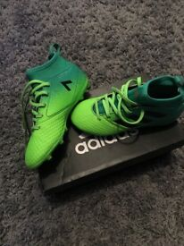 Adidas boots size 13k like New as too small