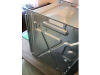ZANUSSI SINGLE ELECTRIC OVEN MODEL ZZB35901XA
