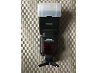 Nikon Speedlight SB-910 Flash - warranty 2019