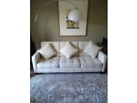 3 seater and 2 seater matching sofa's