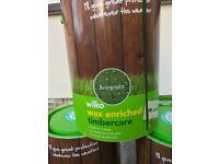 New. 5 litre fence, gate,wood paint.
