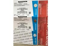 Jay Z and Beyoncé tickets London