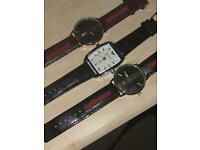 1 Armani and 2 Gucci Unisex Watches GOING FAST