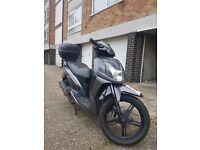 >>> Moped SYM SYMPHONY 125cc - 2013/ 6000ML only <<<