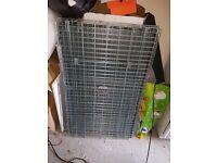 Rosewood Options Dog Cage Jumbo 74cm x 81cm x 121cm