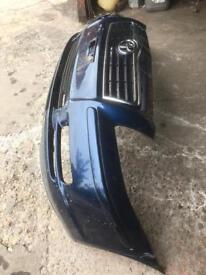 Toyota Avensis front bumper 2005