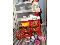 Children toy shop