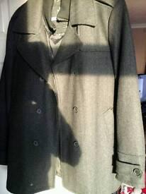 Man's winter coat
