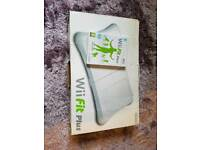 Wii fit plus & balance board
