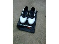 Mens Size 9 Dunlop Golf Shoes