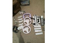 Lots of Wii Accessories - Must go this week!