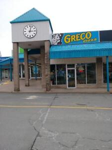 Greco Pizza Franchise Available in New Glasgow, NS