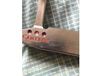 Left Handed Scotty Cameron